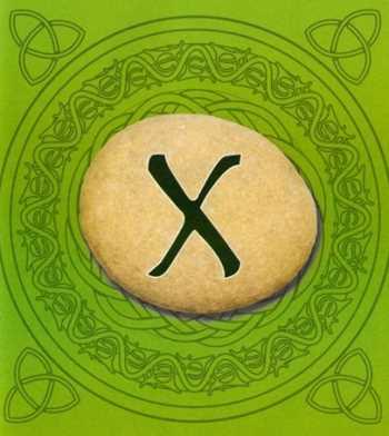 Significado de la runa Gebo (regalo) Runas
