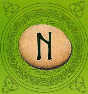 Significado de la runa Hagallaz (granizo) Runas