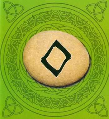 Significado de la runa Inguz (el dios Frey) Runas