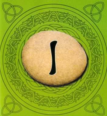 Significado de la runa Isa (hielo) Runas