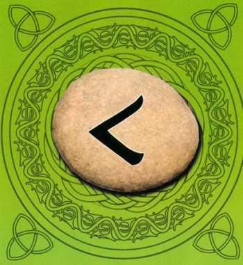 Significado de la runa Kano (antorcha) Runas