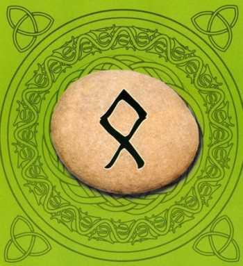 Significado de la runa Othila (tierra heredada) Runas