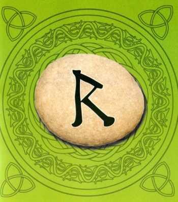 Significado de la runa Raido (montar a caballo) Runas