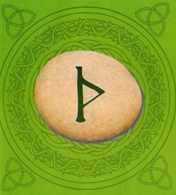 Significado de la runa Thurisaz (gigante) Runas