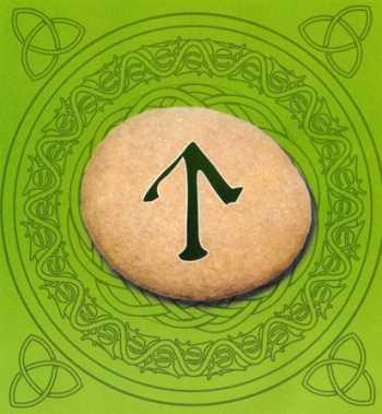 Significado de la runa Tyr (el dios Tyr) Runas