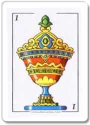 Cartomancia: significado de as de copas y as de espadas La Magia Blanca