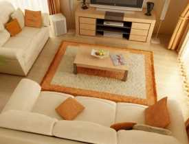 Feng shui: la sala de estar Feng Shui