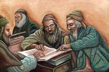 """Explicaciones interpretativas del libro sagrado """"Midrash"""" Leer el Café"""