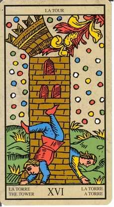Los arcanos del tarot: La torre Tarot