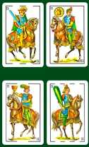 Los arcanos menores: El caballo o caballero Tarot
