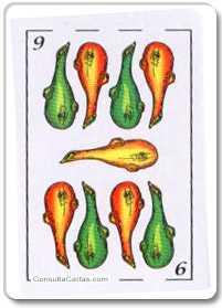 Los arcanos menores: El nueve Tarot