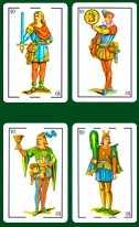 Los arcanos menores: La Reina Tarot