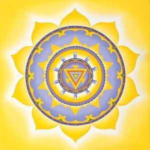 Tercer Chakra, Chakra manipura Los Chakras
