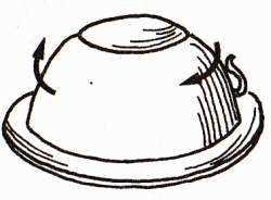 La lectura del poso de la taza. Procedimiento y rito Leer el Café